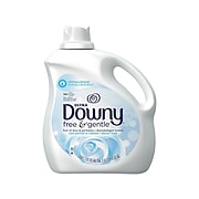 Downy Ultra Liquid Fabric Conditioner Fabric Softener, Free & Gentle, 150 Loads 129 fl oz (31826)