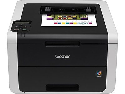 Brother HL-3170CDW USB, Wireless, Network Ready Color Laser Print Only Printer, Refurbished