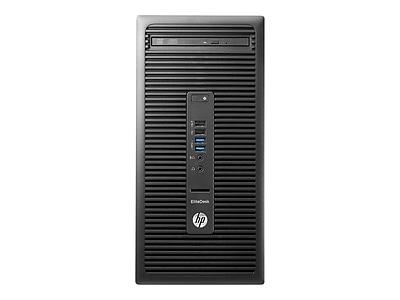 HP EliteDesk 705 G3 W5Y68UT#ABA Business Desktop Computer, AMD A12