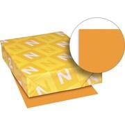 "Exact Brights Multipurpose Paper, 20 lbs, 8.5"" x 11"", Bright Orange, 500/Pack (26721)"