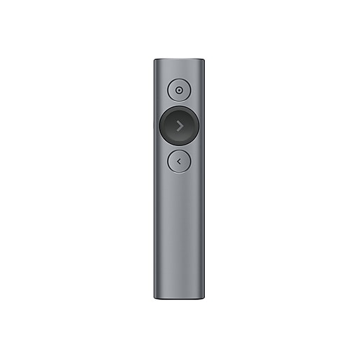 526d47805eb Logitech Spotlight Presentation Remote, Slate (910-004654) | Staples