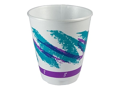 Solo Jazz Trophy Plus Hot/Cold Cups, 8