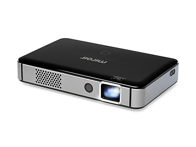 Miroir Surge Series Pico (Handheld) M300A Wireless DLP Projector, Black