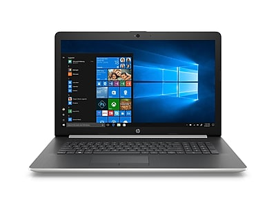 "HP 17-by0062st 4AG07UA#ABA 17.3"" Notebook Laptop, Intel i5"