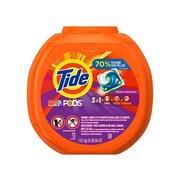 Tide Spring Meadow Detergent Pods, 64 Oz., 72/Pack (50978)