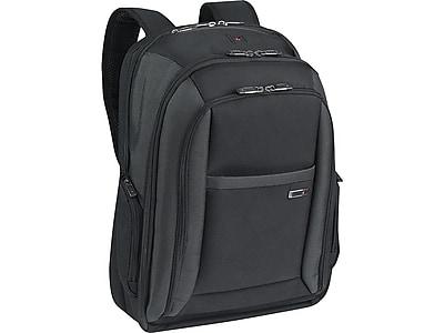 Solo Pro CheckFast Laptop Backpack, Black (CLA703-4)