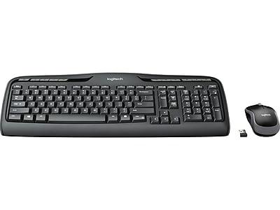 logitech wireless desktop mk320 keyboard mac