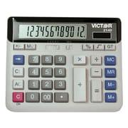 Victor 2140 12-Digit Desktop Calculator, Off White