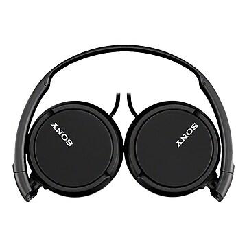 Sony Headphones, Black (MDRZX110/BLK) - Staples Back to School Supplies