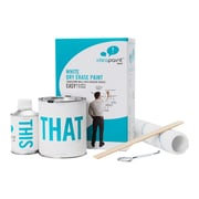 IdeaPaint CREATE White Dry Erase Paint, 50 Sq. Ft. Can (CRE1205000)