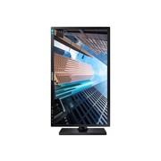 """Samsung SE450 Series LS24E45KDLV/GO 23.6"""" LED Monitor, Black"""