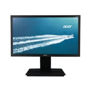 "Acer B6 UM.IB6AA.A01 19.5"" LED Monitor, Dark Gray"