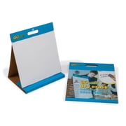 "Pacon GoWrite! Dry Erase Table Top Easel Pad, 16""x15"", White, 10/Pack (PACTEP1615)"