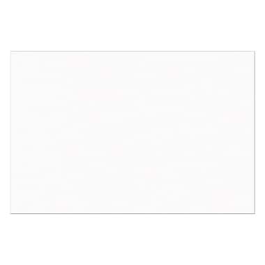 Pacon – Papier de bricolage SunWorks, 12 x 18 po, blanc brillant, 300 feuilles/paquet (PAC87008)