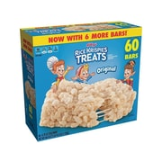 Rice Krispies Treats Bars, Marshmallow, 0.78 Oz., 60/Carton (17120)