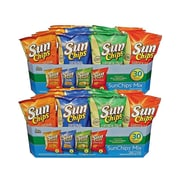 Sunchips Chips, Variety, 1.5 Oz., 60/Carton (FRI67652)