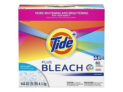 Tide Plus Original Detergent Powder, 144 Oz. (84998)