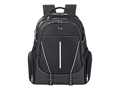 Solo Force Collection Rival Backpack, Black (ACV700-4)