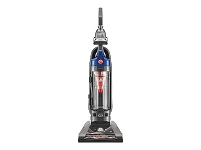 Hoover WindTunnel 2 High Capacity Upright Bagless Vacuum, Blue/Gray (UH70805)