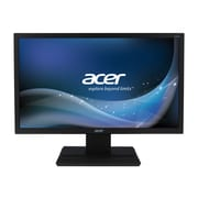"Acer V6 UM.WV6AA.A05 22"" LED Monitor, Black"