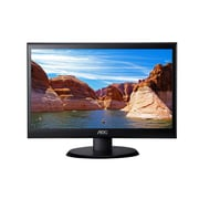 "AOC E2050SWD 20"" LED Monitor, Glossy Black"