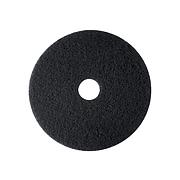 "Coastwide Professional™ High Productivity 20"" Stripper Floor Pad, Black, 5/Carton (CW22977)"