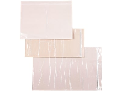 """Staples Packing List Envelopes, 9 1/2""""H x 12""""W, Clear Face, 500/Carton (53028)"""
