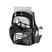 Kensington Contour Laptop Backpack, Black (K62238A)