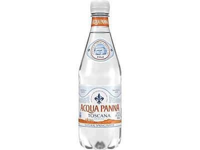 Acqua Panna Natural Spring Water, 16.9 Oz., 24/Carton (12117620)