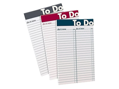Ampad To Do Notepad, 5