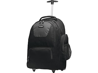 Samsonite Wheeled Laptop Backpack, Charcoal/Black (178961053)
