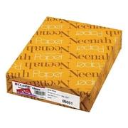 "Neenah Paper Classic 8.5""W x 11""L Writing Papers, 24 lbs., 97 Brightness, 500/Ream (06051)"