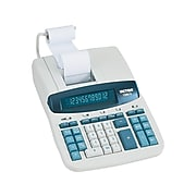 Victor 1260-3 12-Digit Desktop Calculator, Gray