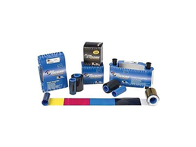 Zebra Technologies i Series YMCKO Print Ribbon, Each (800015-540)