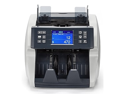 Carnation Enterprises Bill Counter, Black/White (CR7)
