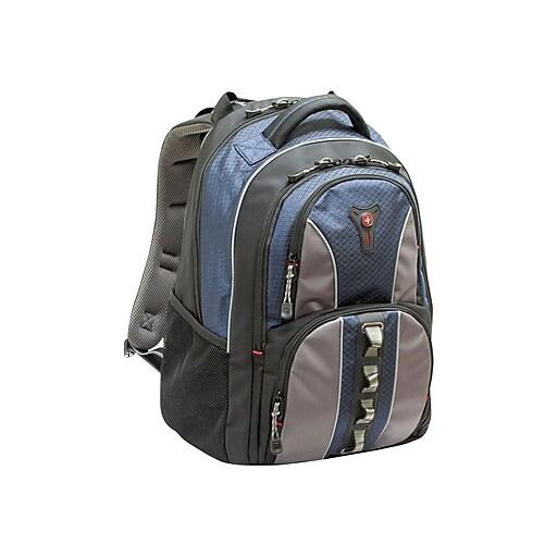 SwissGear® Cobalt Blue Backpack (GA-7343-06F00)  78cad8500c31c