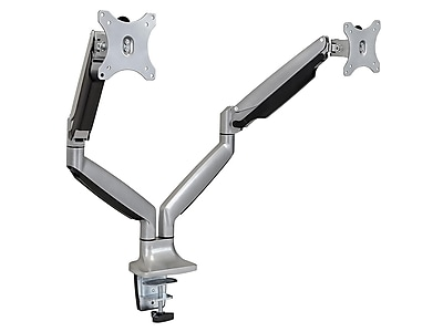 Mount It! Monitor Desk Mount, Computer Monitor Stand, Height Adjustable Arm  Fits Up To 32 Inch Screens (Mi 1772)   Staples