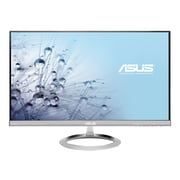 "ASUS MX259H 25"" LED Monitor, Black/Silver"