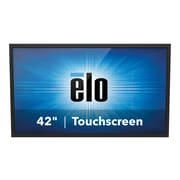 "Elo 4243L IntelliTouch Dual Touch E000444 42"" LED Monitor, Black"