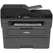 Brother DCP-L2550DW Wireless Monochrome Laser All-In-One Printer, Refurbished