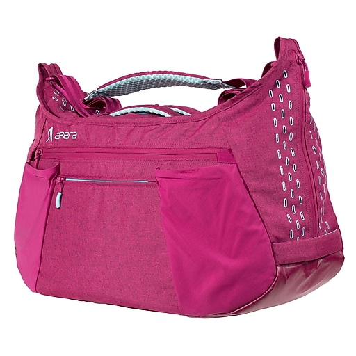 Apera Pure Fitness Powerberry Polyester Nylon Yoga Tote (101 324 6511)