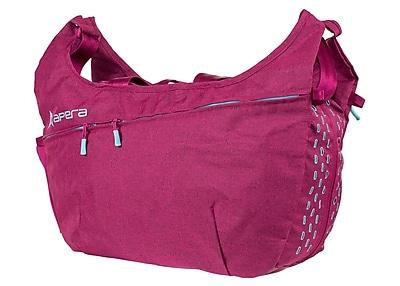 Apera Pure Fitness Powerberry Polyester Nylon Yoga Tote (101 324 3521)