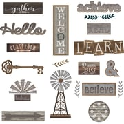 Teacher Created Resources Home Sweet Classroom Wall Decor Bulletin Board Display Set, 24 pieces (TCR8819)