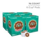 Donut Shop Regular Coffee, Keurig K-Cup Pods, Medium Roast, 96/Carton (DIE60052101CT)