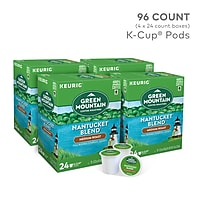 Deals on 96-Ct Green Mountain Nantucket Blend Coffee K-Cup Pods