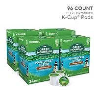 96-Ct Green Mountain Nantucket Blend Coffee K-Cup Pods Deals