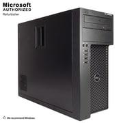 DELL Gaming T1650 Desktop Computer,Intel Xeon E3-1225 V2,16GB DDR3,120GB SSD+2TB HDD,GTX1050 Ti 4G,Tower,Refurbished(EN/ESP)