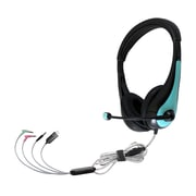 HamiltonBuhl T18SG4ISV TriosAir Plus Personal Multimedia Headset with Gooseneck Mic - Connect to Any Device