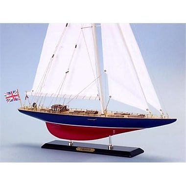 Handcrafted Model Ships Endeavour Limited 27 In. Decorative Sail Boat (Hdfm2132)