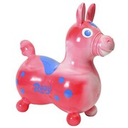 Tmi Toy Marketing International 30Th Anniversary Rody Horse, Red (Tmi327)